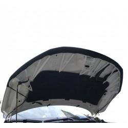 Folie geam omologata Nano Carbon HP-50 VLT:50% LIGHT BLACK