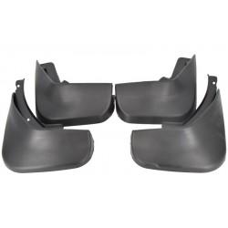 Protectie portbagaj crom VW Golf VII 2012→ Combi