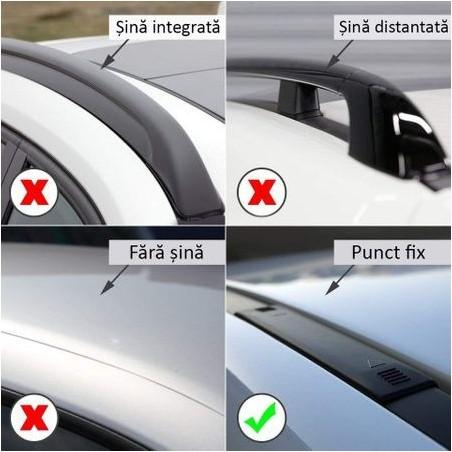 Protectie portbagaj crom MERCEDES Vito (W447) 2014→