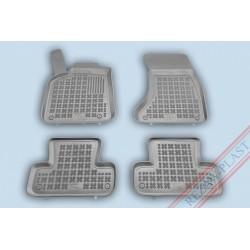 Covoare dedicate AUDI Q5 I 2008-2017 - tip tavita - gri - REZAW PLAST
